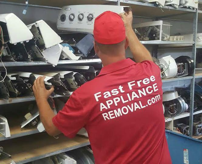 Free Appliance Removal Ft Lauderdale Hollywood Broward