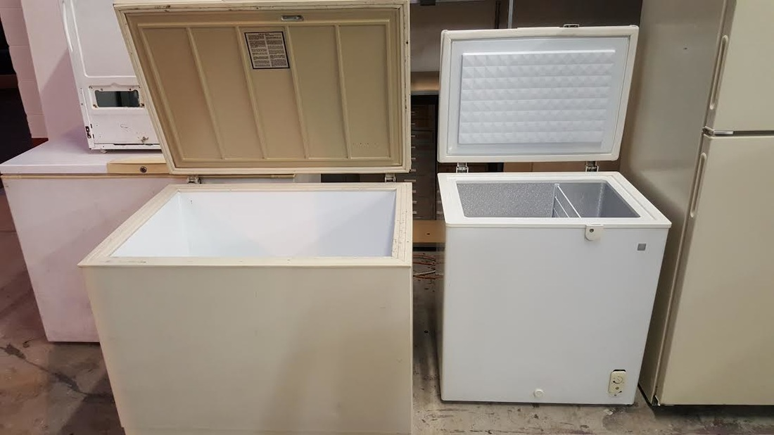 good Donate Kitchen Appliances Charity #3: Many Working Freezers Are Donated to Charity