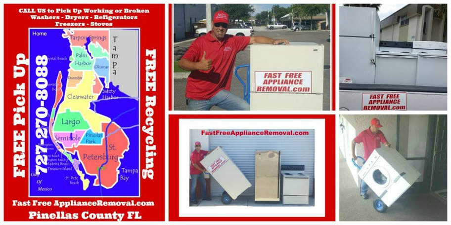 free-appliance-pick-up-Pinellas_County_Florida