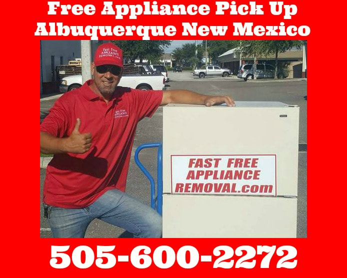 recycle appliances Albuquerque