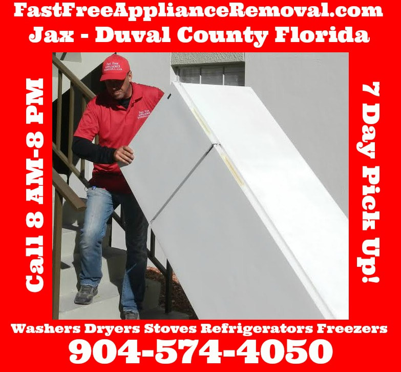 free-appliance-pick-up-removal_Jacksonville_Florida