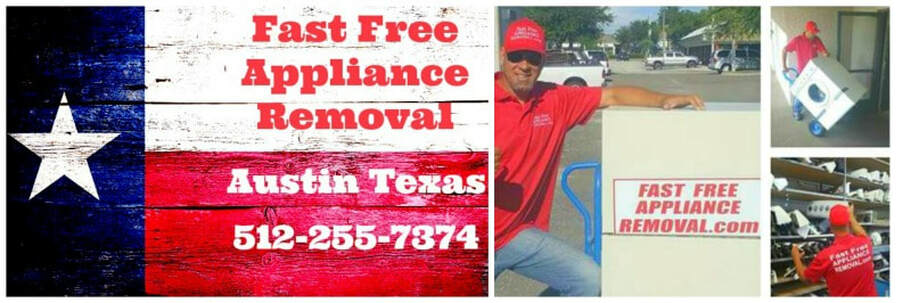 Free Appliance Pick Up Austin Texas Fast Free Appliance